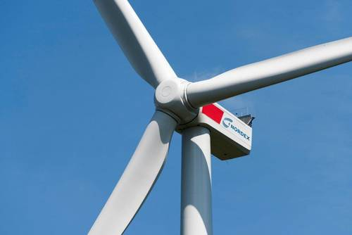 Nordex receives wind energy order for 57 MW from Germany