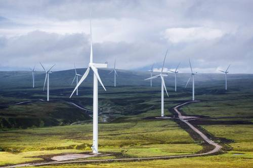 Nordex supplies seven large wind turbines for a wind farm to Ireland