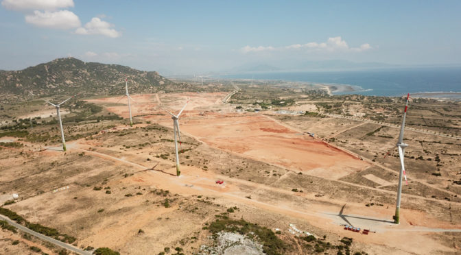 ENERCON exceeds installed capacity of 50 gigawatts of wind power
