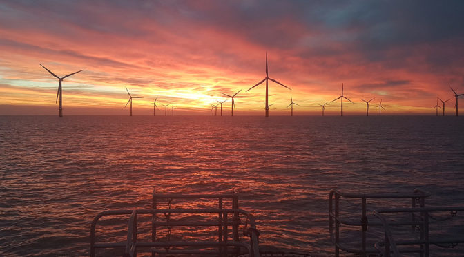 EDF Renewables and Shell Invest in New Jersey Offshore Wind Power