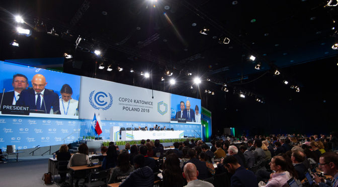 COP24 outcomes do not reflect the urgency of the global climate threat