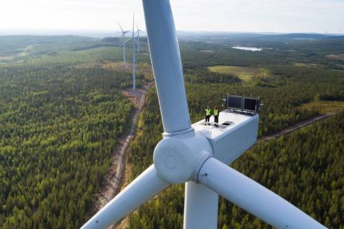 Nordex Group has received its largest ever turnkey wind power order with 475 MW in Sweden
