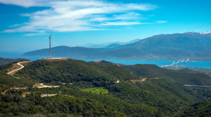 Lower prices for onshore wind energy in second Greek renewables auction