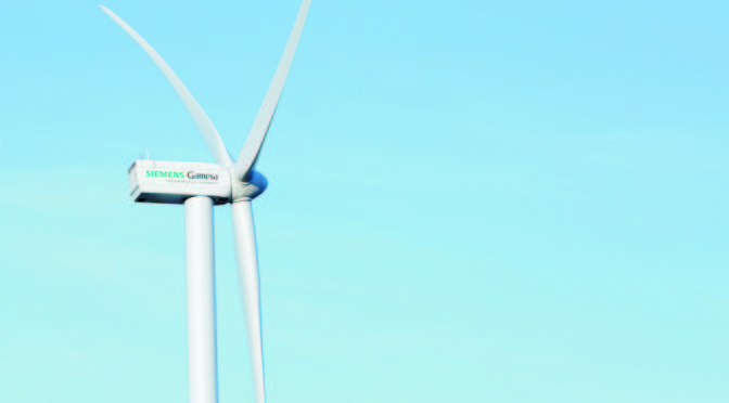 Siemens Gamesa will supply 567 MW to ReNew Power for two wind energy projects in India