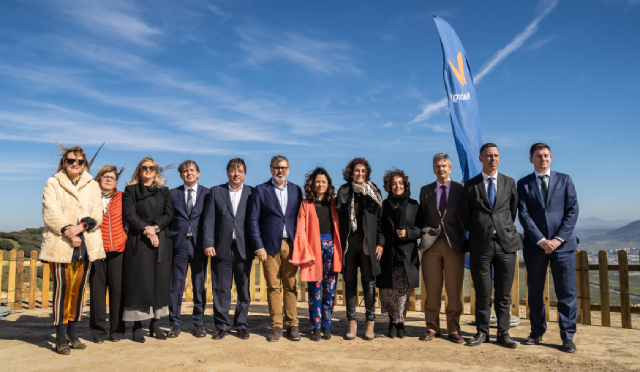 Extremadura enters the wind energy age with its first Naturgy wind farm