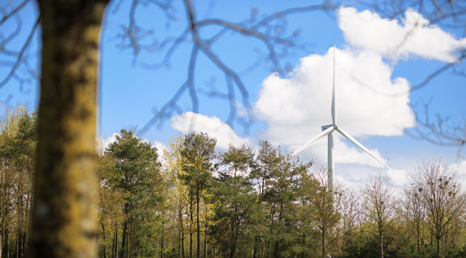 German onshore wind energy auction under-subscribed