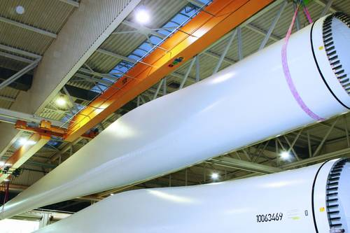 DecomBlades consortium awarded funding for wind turbine blade recycling project
