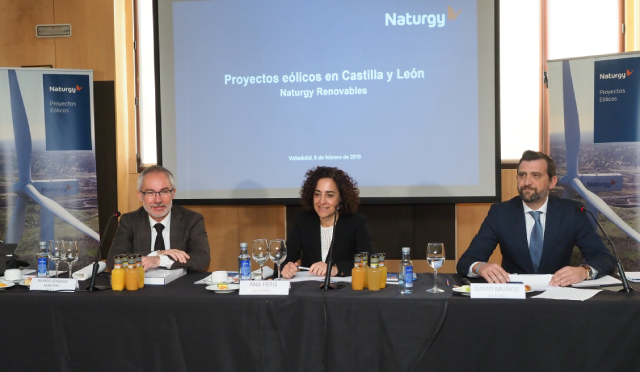 Naturgy builds largest wind energy project in Castile and Leon
