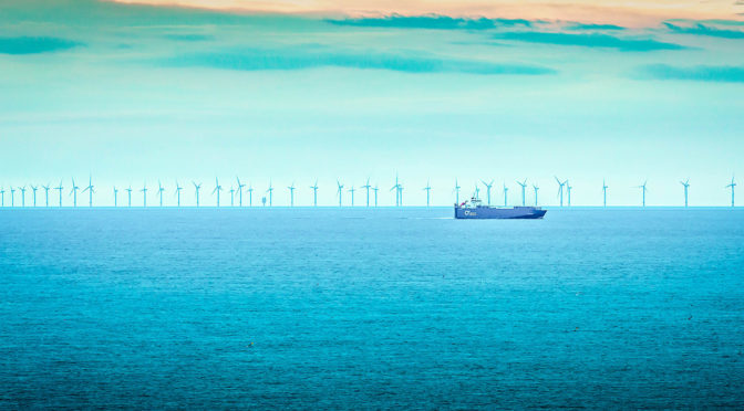 Wind energy and hydrogen can work together for a cleaner Europe