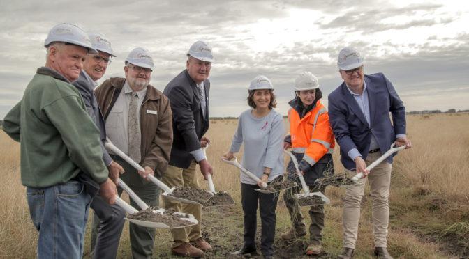 Wind energy in Australia: Nordex wind turbines for Acciona's wind farm