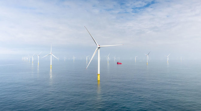 Taiwan plans to increase offshore wind energy capacity