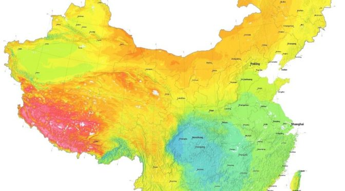 Solargis illustrates solar resource assessment for China Concentrated Solar Power projects