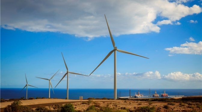 Iberdrola and IFIT back the development of renewable energy in the Canary Islands