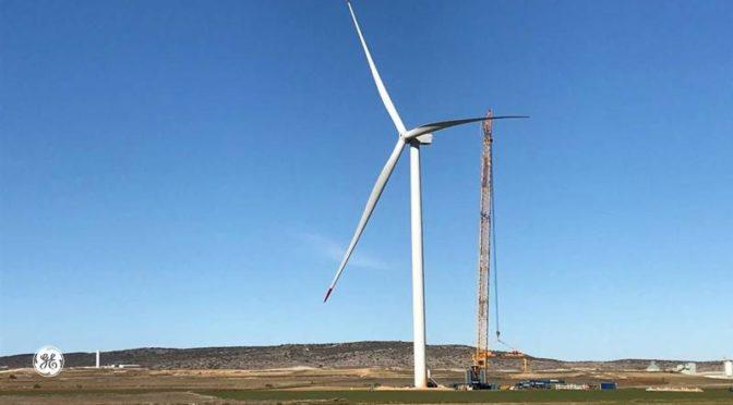 The 342 MW Phoenix wind energy project will produce wind power across 10 wind farm plants in Aragon, Spain