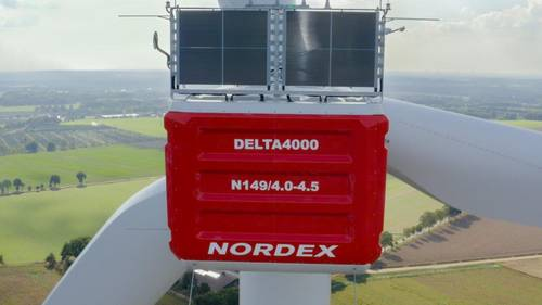 Nordex receives wind energy contract for Delta4000 Wind Turbines in Argentina