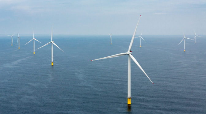 Offshore wind energy: Ørsted successfully issues green bonds