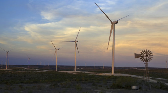 The truth about wind power