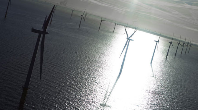 Ørsted sees wind power output soar 31% in Q1