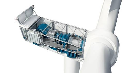 Nordex presents new wind turbines in the Delta4000 series for less complex wind power sites