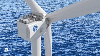 GE Signs First Contract For The World's Most Powerful Offshore Wind Turbine In Operation