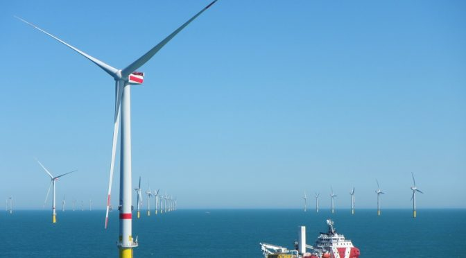 Commercial operations passed to Ørsted as MHI Vestas preps for next German wind energy project
