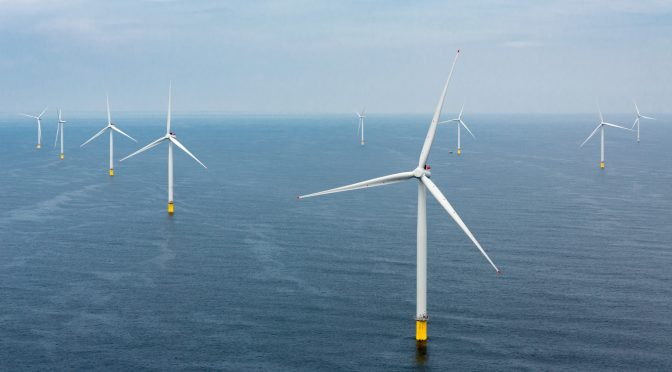 Wind power  in France: Six offshore wind farms granted EU approval