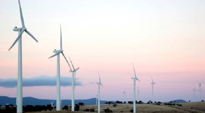 Wind power in Kosovo: EBRD lends €18m to first wind farm