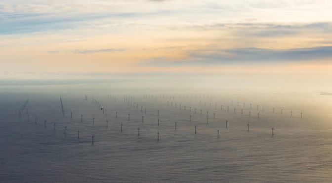EDF-led consortium selected for the Dunkirk offshore wind energy project