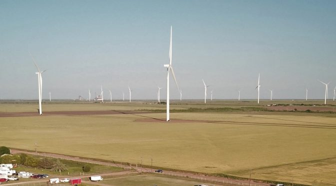 Enel starts operations of 450 MW wind farm in U.S. and expands wind power project to 500 MW through new PPA with Danone