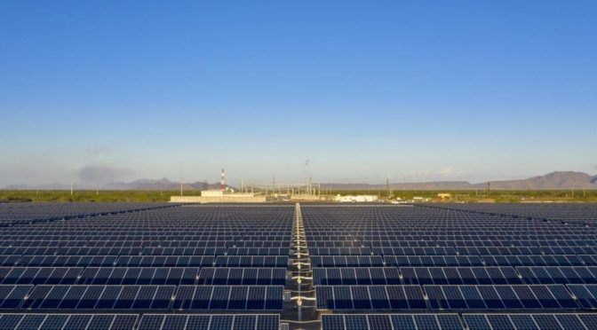 EDF Renewables announces its first solar power plant in Mexico