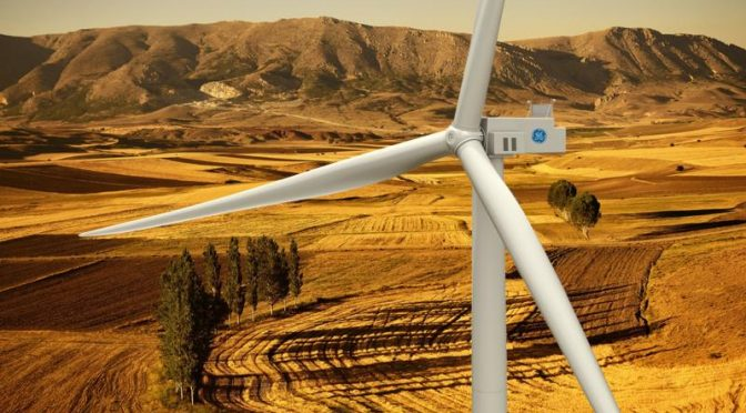 Wind energy in Turkey, GE Renewable Energy to supply Cypress wind turbines for 70 MW Guney wind farm