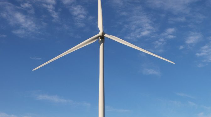 Consumers Energy Announces Crescent Wind Now Producing Clean Energy in Southern Michigan