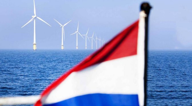 Offshore wind energy delivers again in competitive Dutch tender
