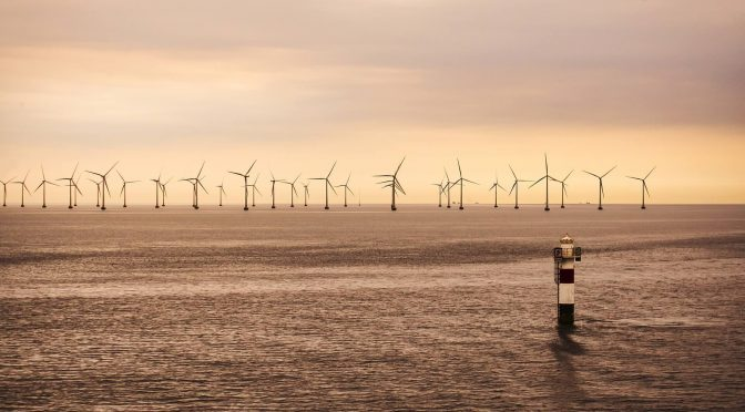 Offshore wind energy: Equinor will develop the world's largest offshore wind farm