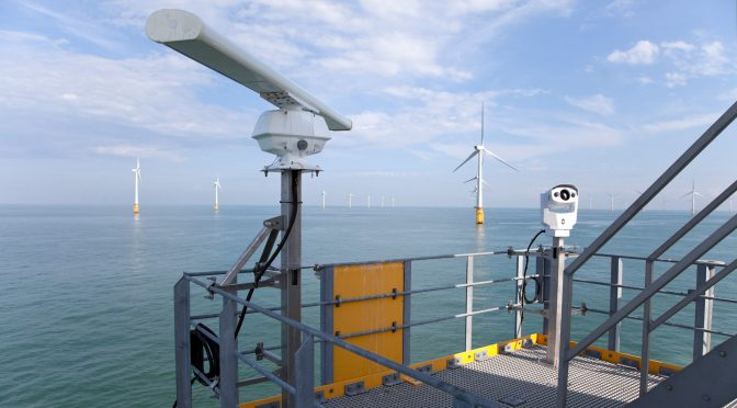 Ornithology in novel bird study at Vattenfall offshore wind farm