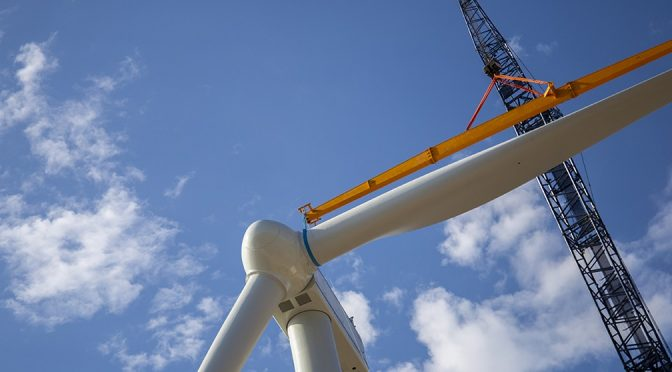 Enel Green Power starts construction of two new wind farms in the US