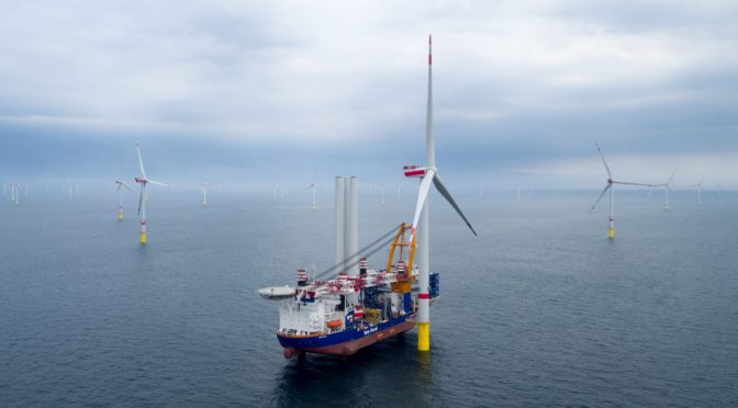 MHI Vestas Offshore Wind inks French floating wind energy agreement