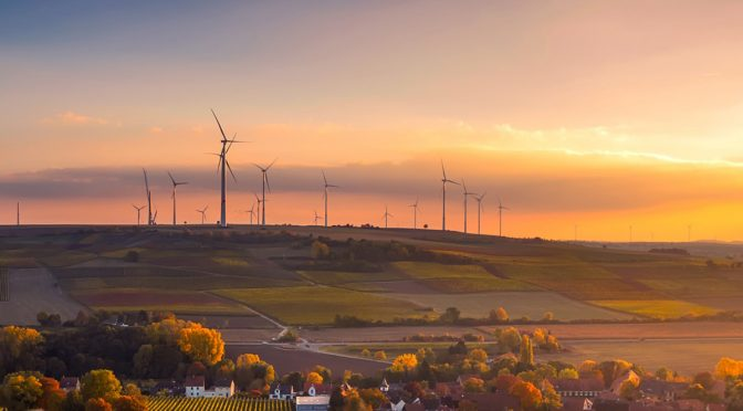 Germany onshore wind energy growth slowed sharply in 2019