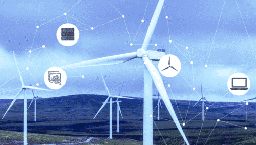 Digitalization in wind energy