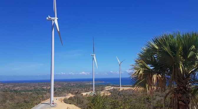 Wind Energy Project Management in the Dominican Republic