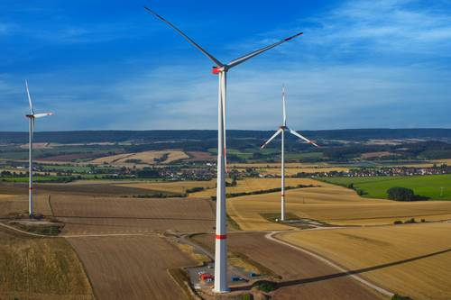 VSB and Nordex Group commission 4.5 MW wind turbine