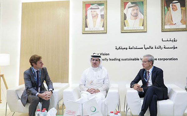 Dewa enhances tie-up with France's Engie