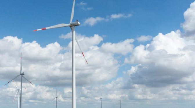 EDP Renewables opens two wind farms in Italy