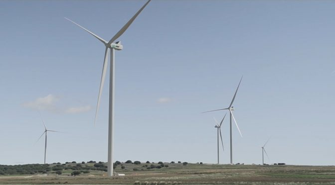 Enel Green Power Spain starts a 51 MW wind power plant in Cuenca