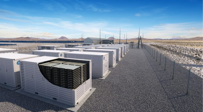 GE Renewable Energy to Integrate Energy Storage for the 200 MW Solar power River Project