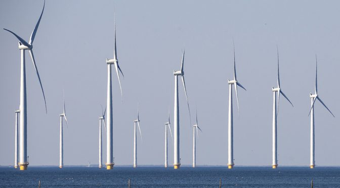Offshore wind wins big in world's largest wind energy capacity auction