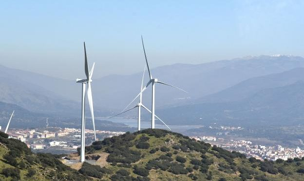 Wind energy in Extremadura: advances second wind farm in Plasencia