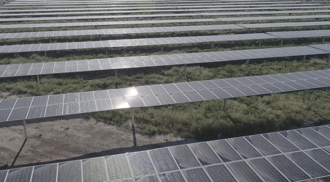 Enel Green Power begins operating largest solar plant in Texas