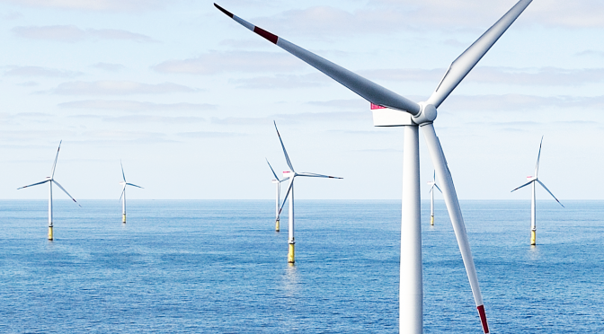 Estonia and Latvia plan joint offshore wind farm development