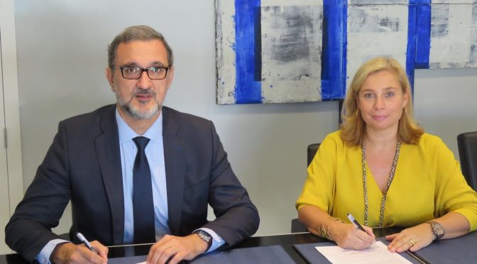AEE and AENOR sign a collaboration agreement for wind energy training in Spain